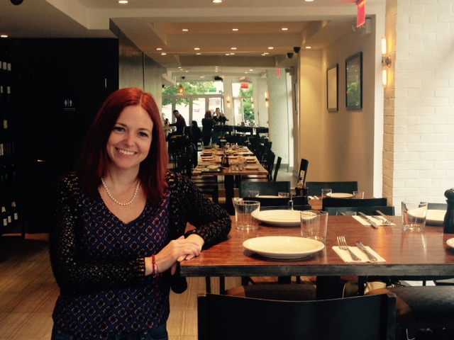 Director of Private Events and Catering, Caroline Shannon