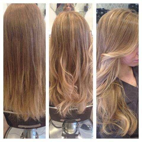 Hair transformation by Angela