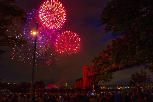 2016 Independence Celebration At Astoria Park