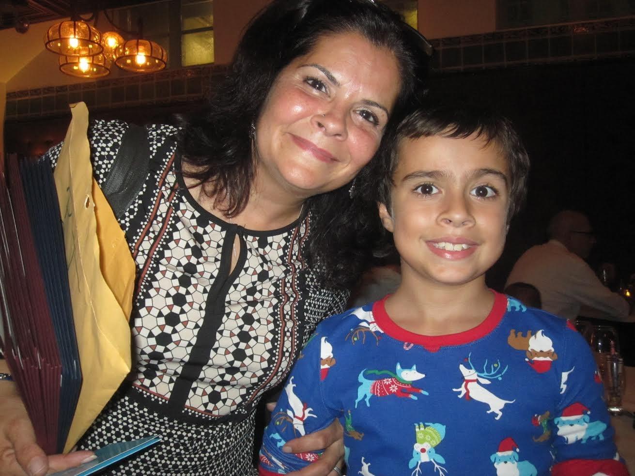 Host Maria L. Delgado