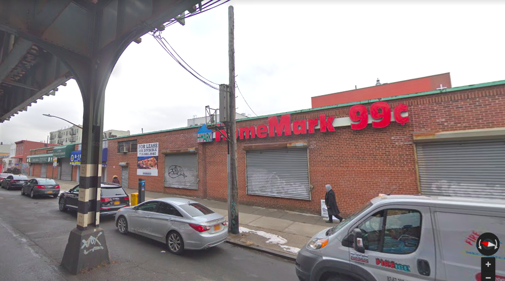 Google street view of 34-39 31st Street