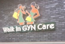 Walk In GYN Care Building