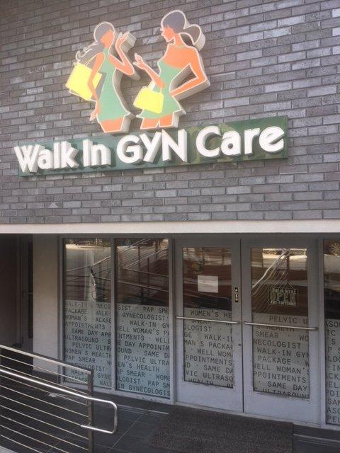 Walk In GYN Care Building