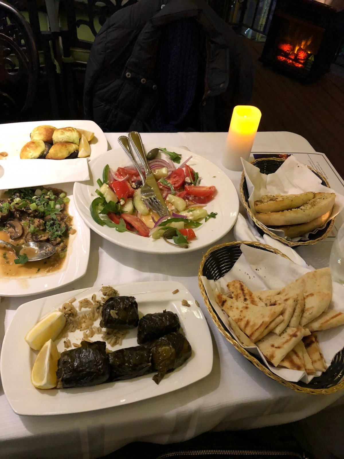 Appetizers_Victory Garden Cafe