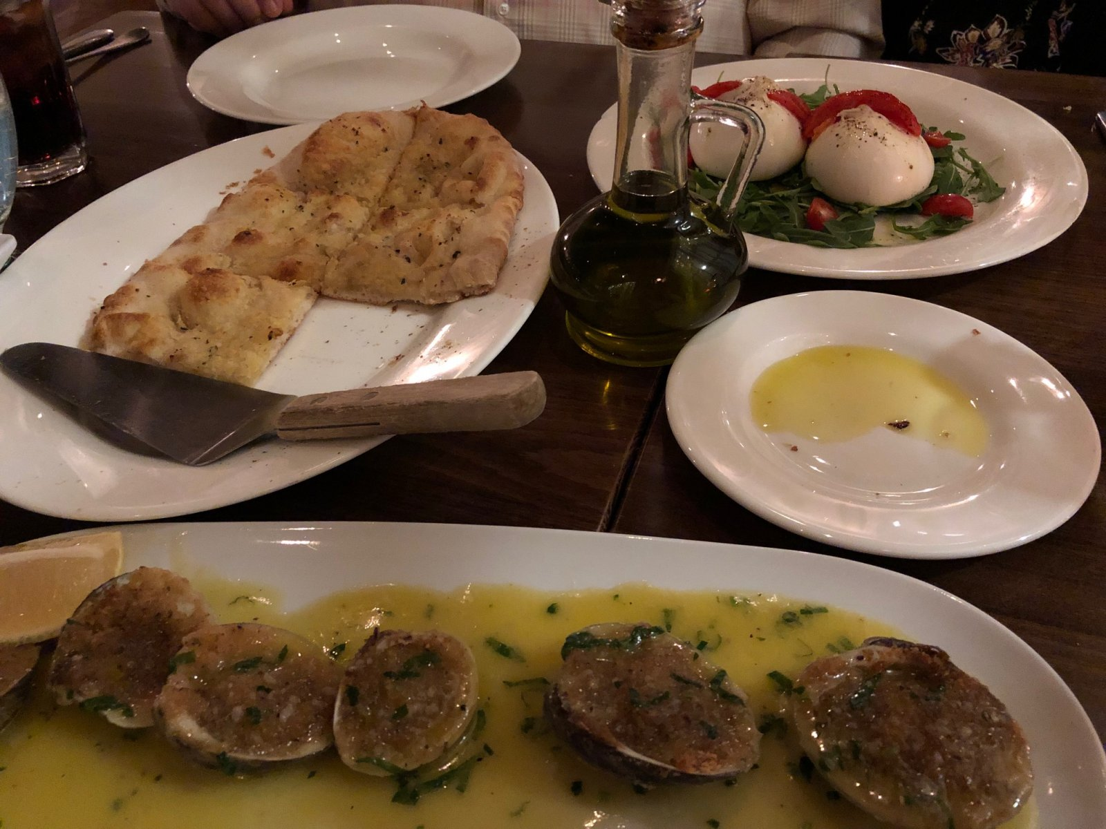 Palermo appetizers