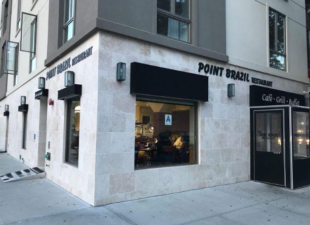 Photo via Point Brazil Restaurant Facebook