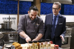 Chef Nicholas on Chopped