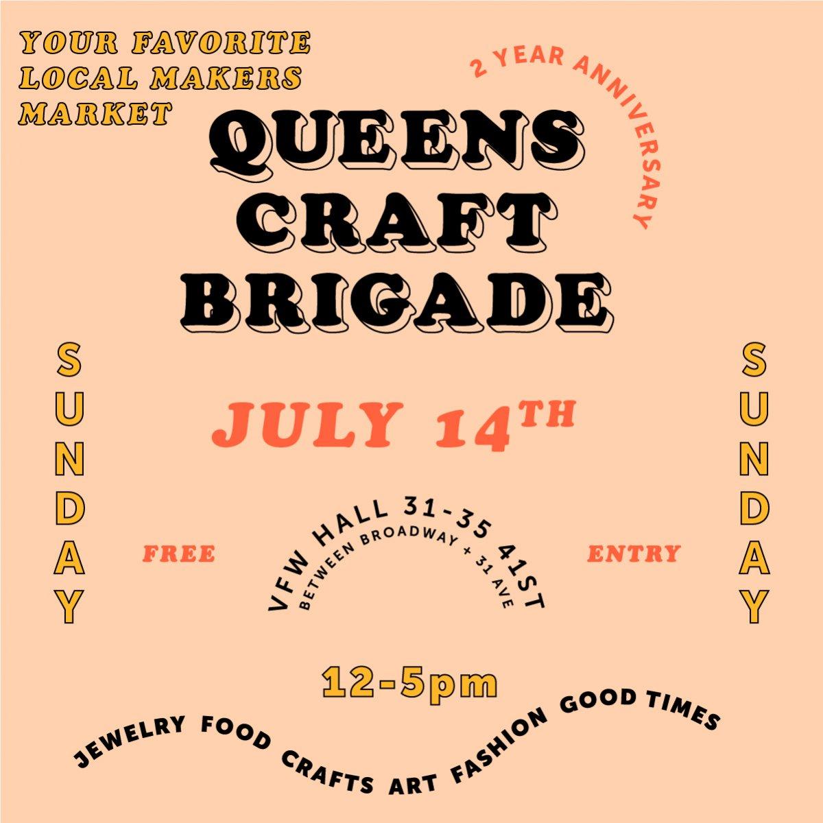Image via Queens Craft Brigade