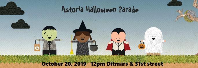 Image via Astoria Halloween Parade Facebook.