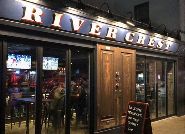 Image via Rivercrest (@rivercrestnyc) Instagram.