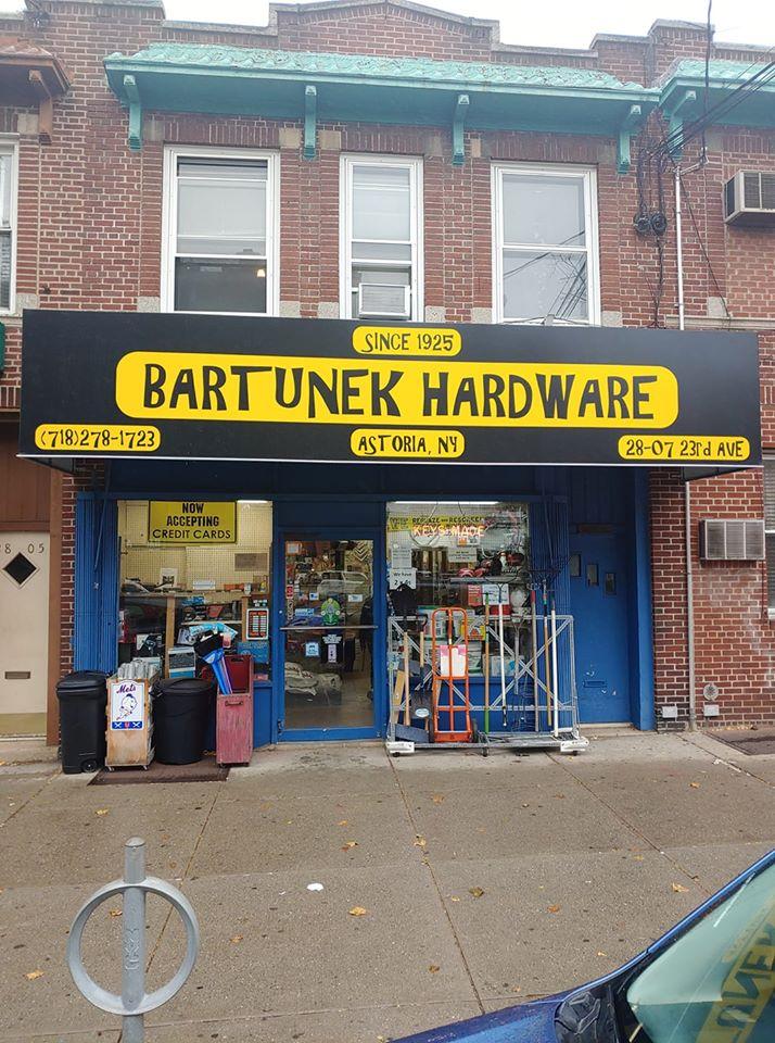 Image via Daniel Bartunek/Astoria, Queens Facebook.