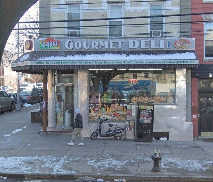 2401 Gourmet Deli & Grocery; image via Google Maps.