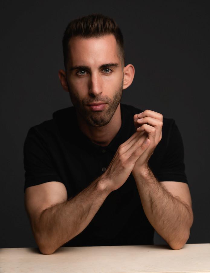 Petros Georgiadis, Writer/Director of 'February'. Image via Petros Georgiadis.