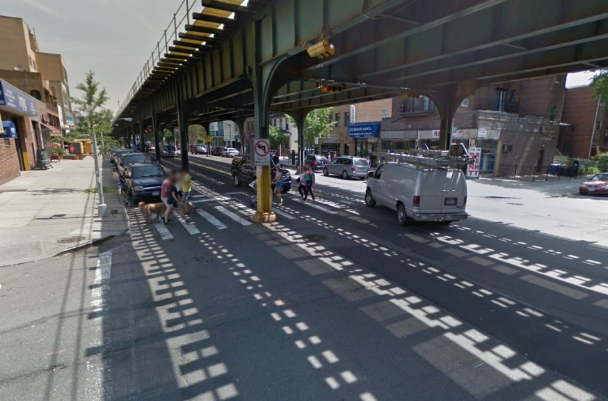 Image of 31st Street via Google Maps.