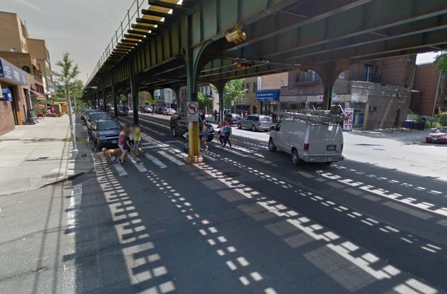 Image of 31st Street via Google Maps.