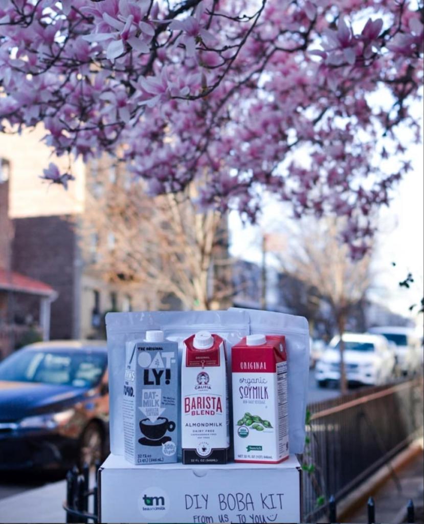 Tea and Milk NY