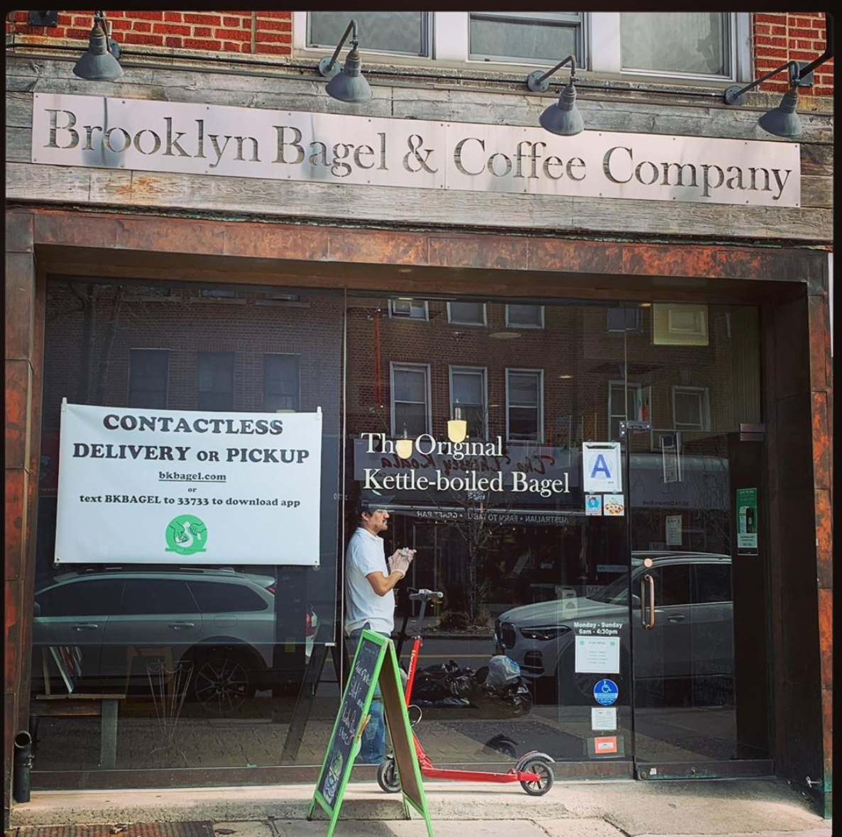 Brooklyn Bagels Astoria