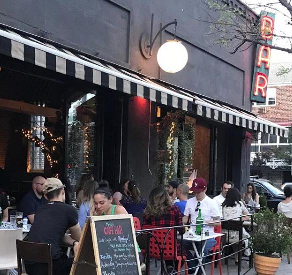 Photo/Monika's Cafe-Bar Instagram
