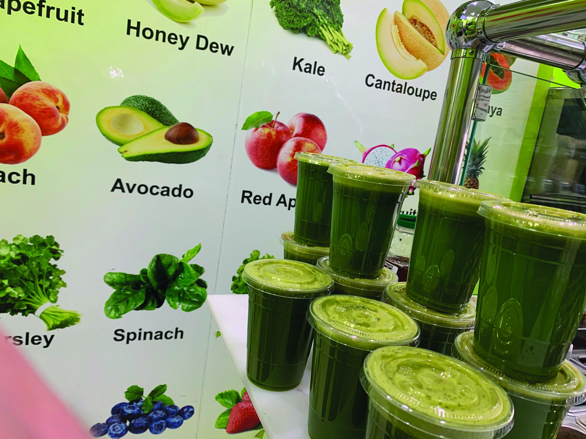 Image/Green Apple Delight Astoria Facebook