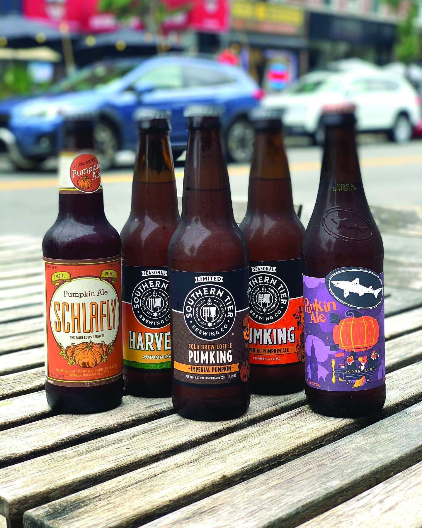 ABC Pumpkin Beer- VIA ABC FACEBOOK