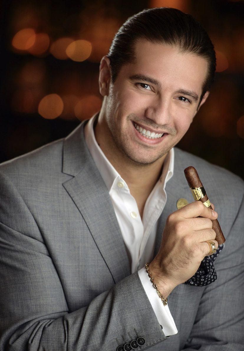 Michael Dounoulis- Cigar Somm