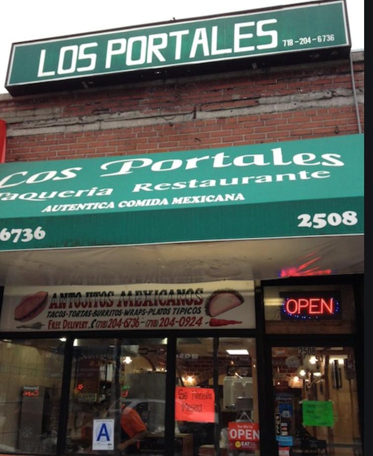 Image Los Portales via Google