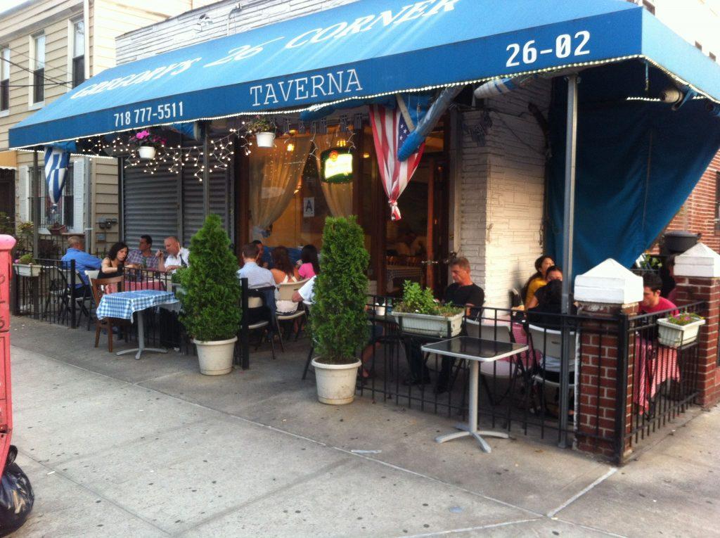 Gregory's 26 Corner Taverna via Facebook