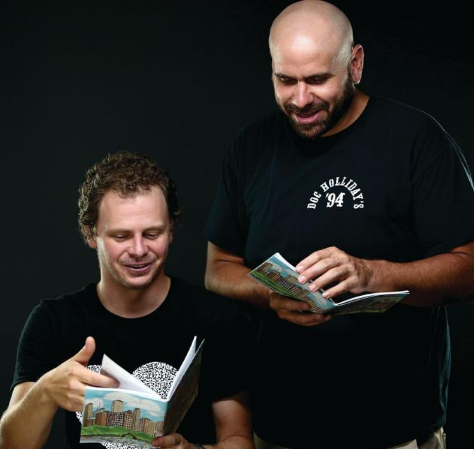 Photo Mike Ferrin & Zach Whitman/Justin Rodgers, Curv Entertainment