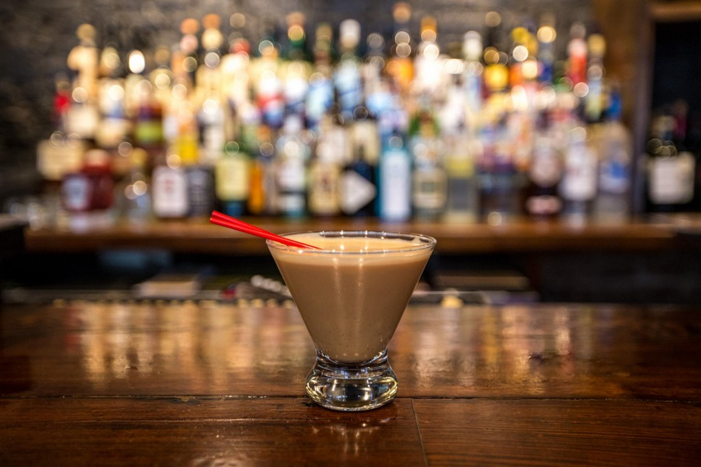 Halsey's Black Martini