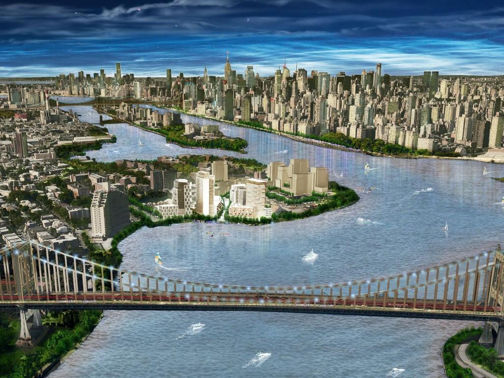 Image Via Crain's New York Business. Credit: STUDIO V Architecture