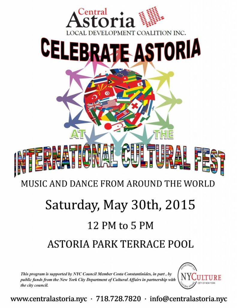 Astoria's International Cultural Fest
