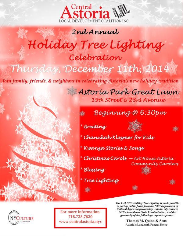 CALDC Tree Lighting Program 2