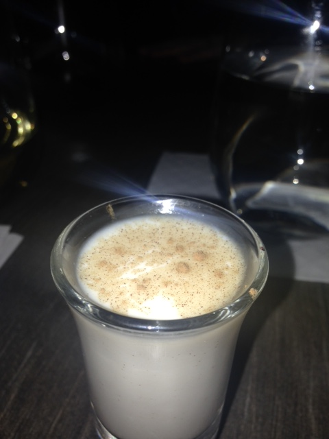 Classic, authentic Coquito