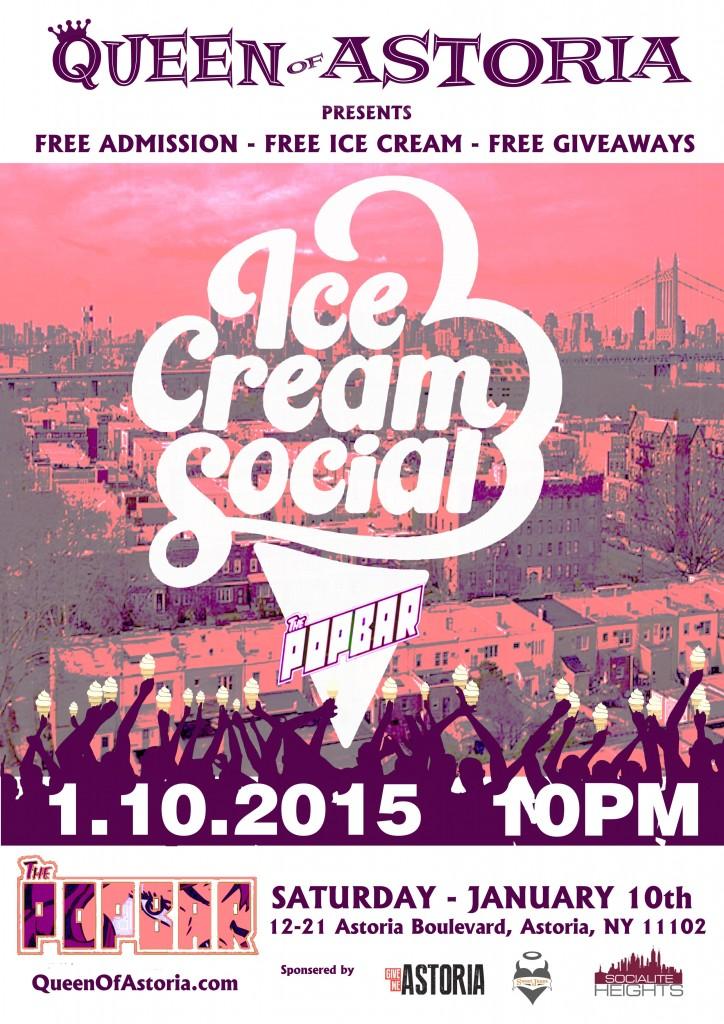 Ice Cream Social Jan
