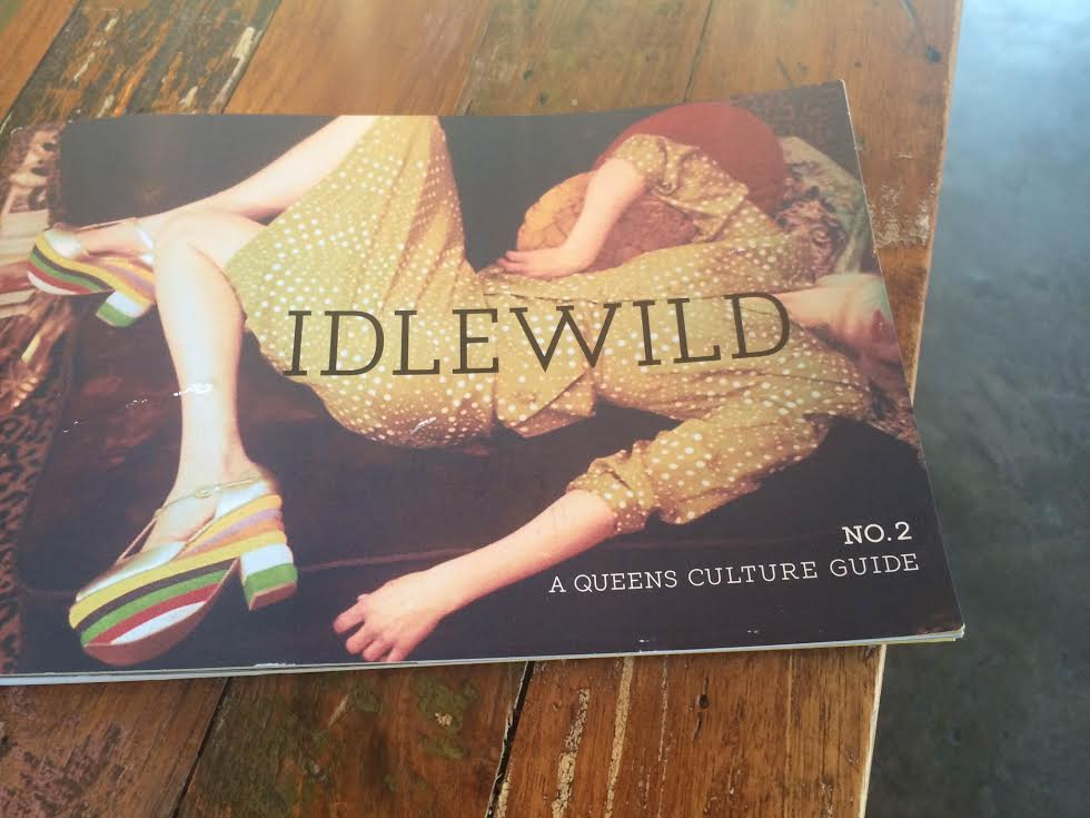 The newest edition of Idlewild.