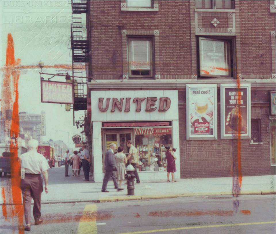 Queens Astoria 30th Avenue and Steinway Street (1960s) -Duke University Collection.jpg