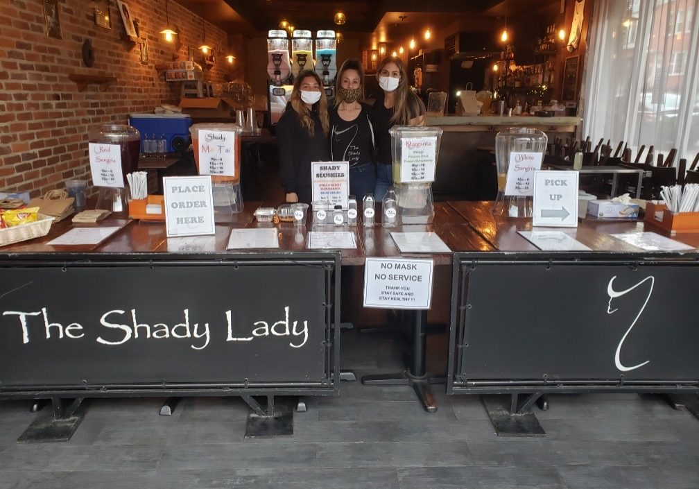 The Shady Lady Astoria