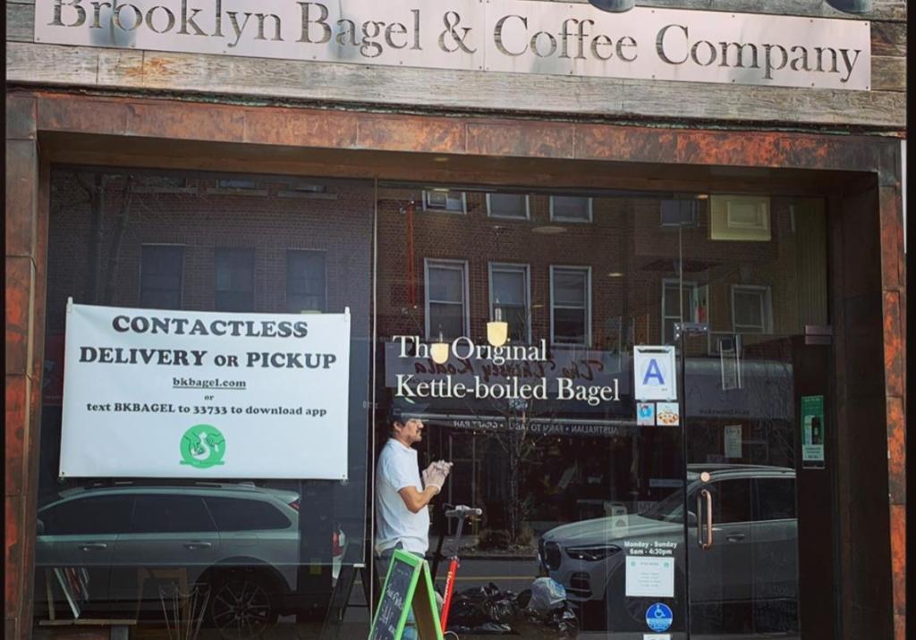 Brooklyn Bagels Astoria