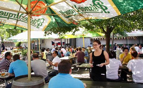 nycgojpg - Bohemian Beer Garden