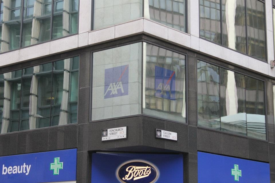 AXA Headquarters in Paris