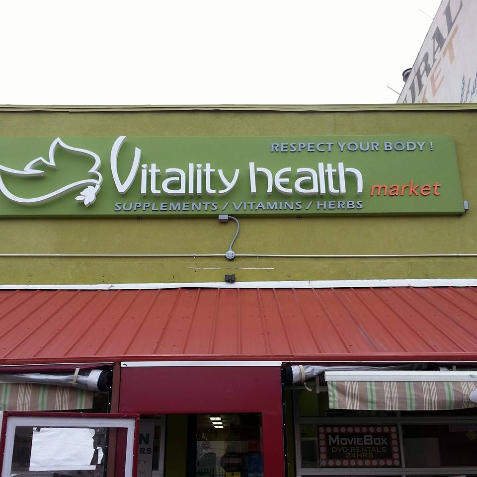 Vitality and Health: Eating Right in Astoria